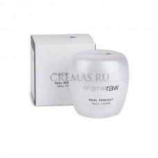 Улиточный крем для лица Real Perfect Snail Cream Original Raw 2 шт, 2х50 мл