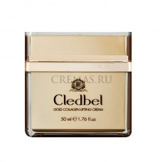Коллагеновый лифтинг крем Cledbel Gold Collagen Lifting Cream, 50 мл