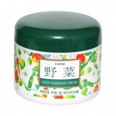 Овощной крем для глубокого массажа Vegetable Deep Massage Cream