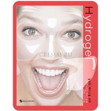 Гидрогелевая маска для лица BeauuGreen Silky V-line